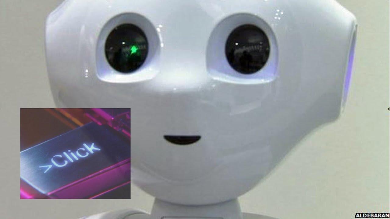 Pepper หุ่นยนต์ตอบโต้ได้เหมือนคนจริงๆ