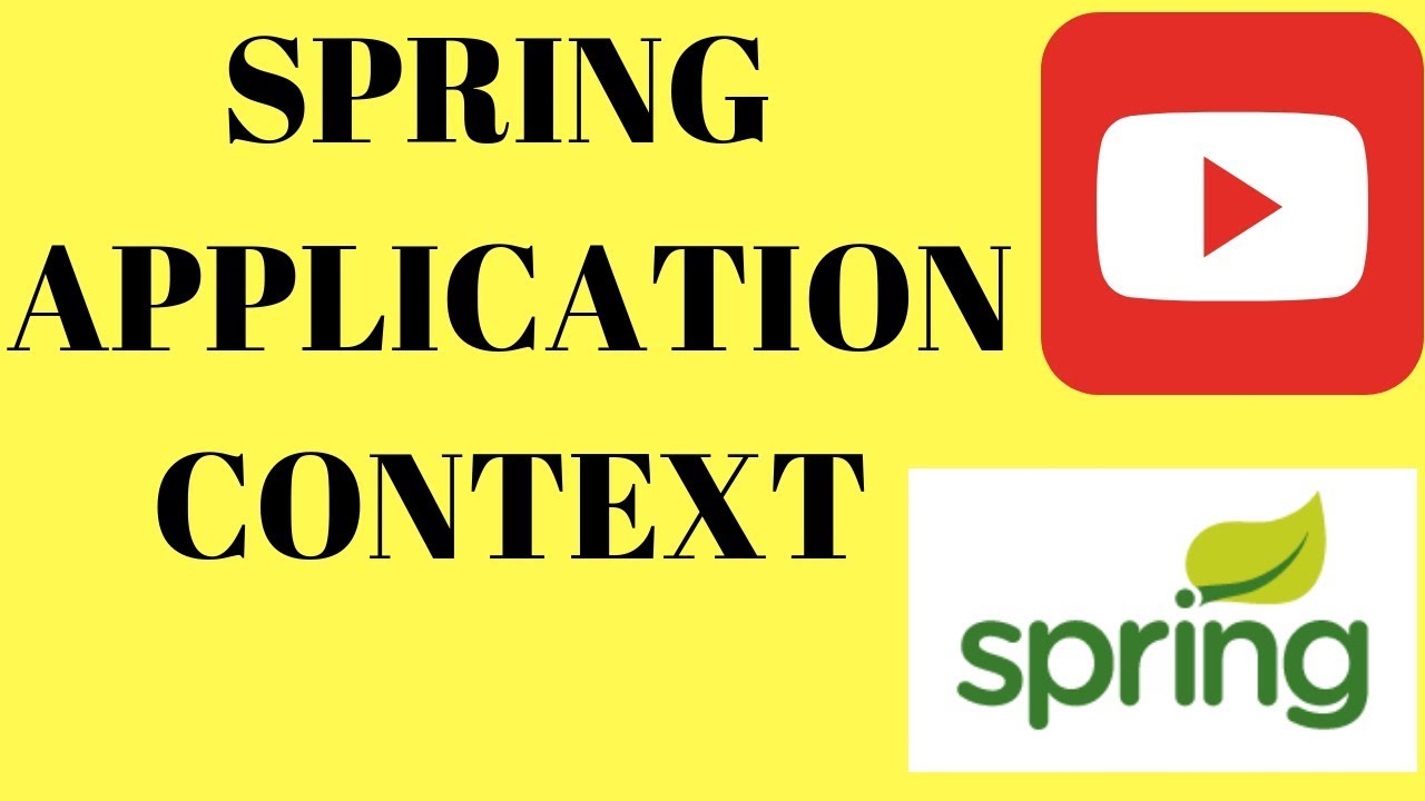What is Spring Application Context Explain Spring Interview Question And  Answer