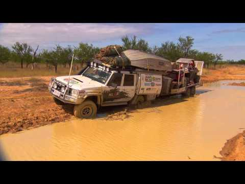 Simon Gets Bogged At Escott Station ► All 4 Adventure TV