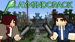 Checking out PlayMindcrack with TerasHD!