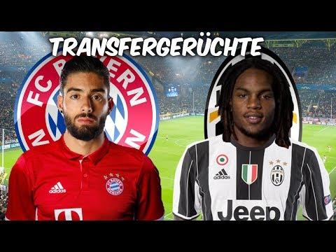 Carrasco zu den Bayern ? | Sanches zu Juventus Turin ? | Transfers und Transfergerüchte 2017