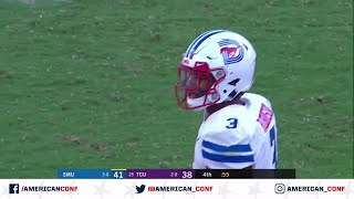 2019 Football Highlights - SMU at TCU