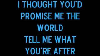 There For Tomorrow A Little Faster Lyrics