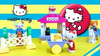 Big Playbig Bloxx Hello Kitty Pony Farm (800057012)