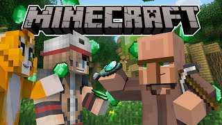 How Villagers Get Their Items - Minecraft thumbnail