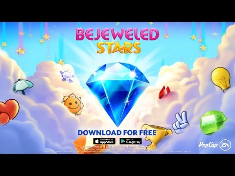 Bejeweled Stars | Official Gameplay Trailer