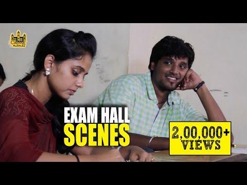 Exam Hall Scenes || Every Exam Hall In The World | Chennai Memes