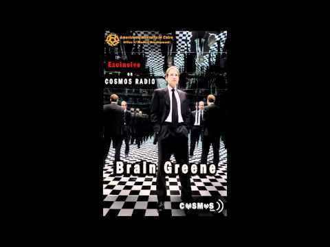 "Promo, Interview with Brain Greene ""Aristotle Kitchen"", Exclusive, Cosmos Radio"