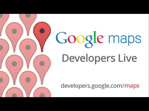 Google Maps Developers Live: Ships, Polylines, Symbols, Oh M