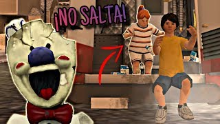 FINAL FAIL, INTENTO SALVARLA Y NO SALTA !! - Ice Scream 2 (Horror Game)