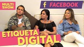 Baixar Facebook | Etiqueta Digital | Gretchen + Thammy + Andressa | Os Gretchens | Humor Multishow