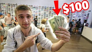 WHAT CAN $100 BUY you at STADIUM GOODS? YOU WON'T BELIEVE WHAT I FOUND!