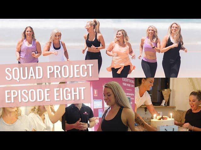 The Squad Project Episode 8 Season Finale!!