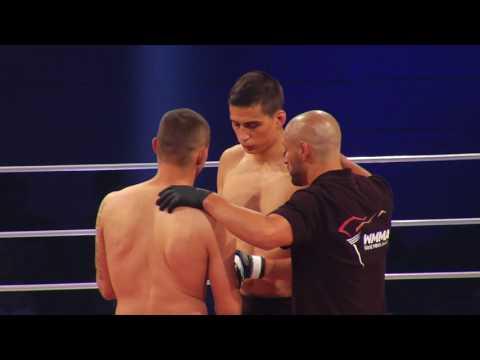 IFC7 –Slobodan Vukic vs Thorsten Jacobs