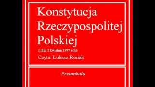 Konstytucja RP z 1997 r. - Preambuła