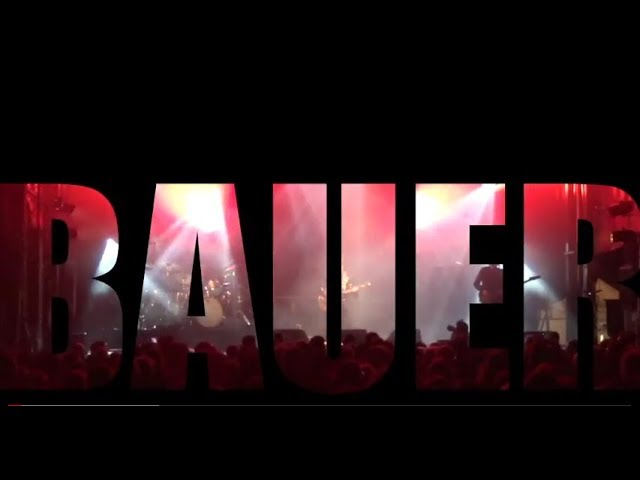 AXEL BAUER, LIVE