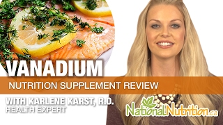 Professional Supplement Review - Vanadium