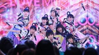 2016.04.16 LIVE 曲名「ゼッテーアナーキー」 出演:私立恵比寿中学(エ...