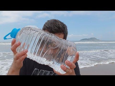 O que acontece se você Ferver Água do Mar??