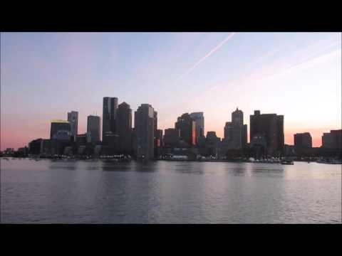Boston Harbor Cruise + TIME LAPSE