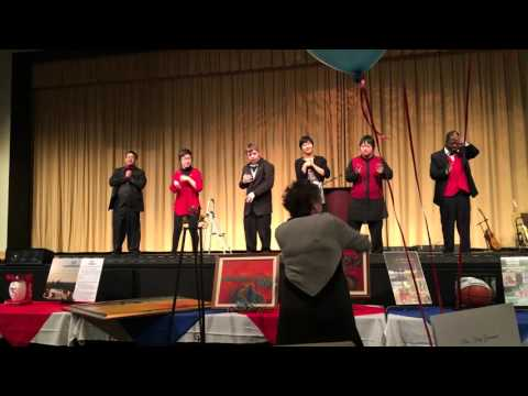 Signs of Mercy Worshipping at Life on Wheels Gala