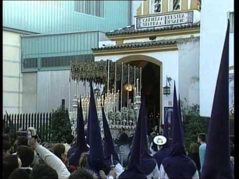 Salida de la Hermandad de las Aguas (Sevilla) - Lunes Santo 2008