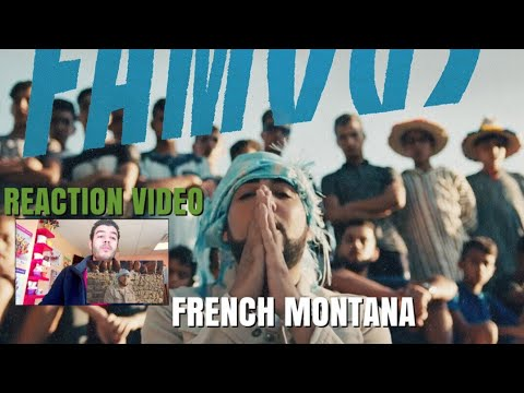 FRENCH MONTANA -FAMOUS | REACTION VIDEO | TRENDING NOW