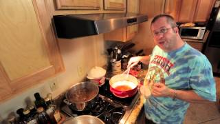Cwi: Chicken & Andouille Sausage Gumbo