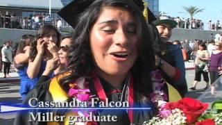 fontana a b miller high school graduation 2012
