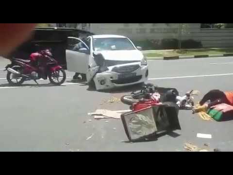Foodpanda accident