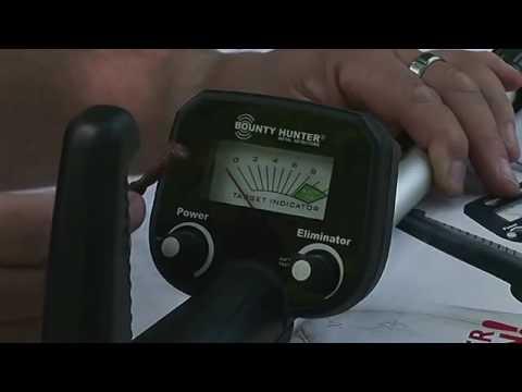 16 апр 2017. Bounty hunter junior t. I. D. Metal detector обзор детского металлоискателя. Когда решаешь купить себе первый металлоискатель, то от разнообразия моделей и производителей попросту теряешься, не понимая, чем они все друг от друга отличаются и в чем их разница. Но вот когда надо.