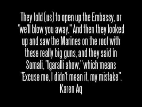 Historic Marine Quotes