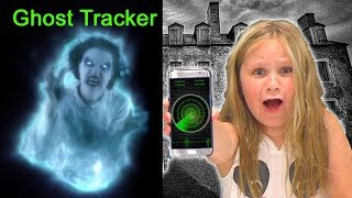 Ghost Tracker App! Are there Ghosts in My Haunted House?