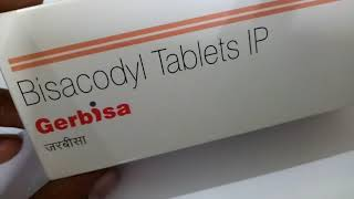 Gerbisa 5 mg Tablet   Uses, Dosage, Side Effects, Composition in hindi