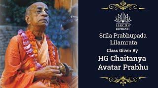 Srila Prabhupad Lilamrata | Chaitanya avatar prabhu