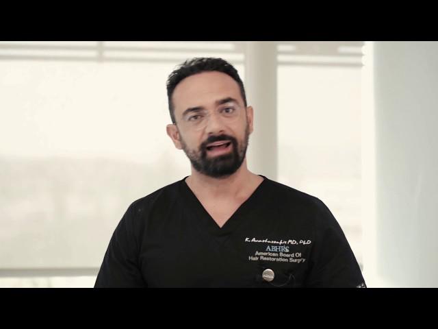 ????Dr. Konstantinos Anastassakis presents Anastasakis Hair Clinic????