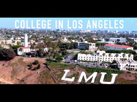 Moving Into College! (LMU)