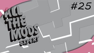 All The Mods Expert - Part 25 - Chorus Plant Farm, Roots & Botania!