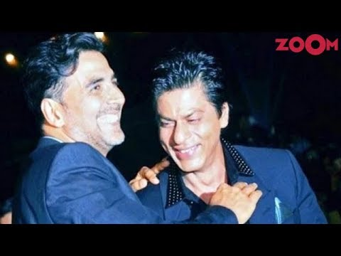 Shah Rukh Khan REVEALS why he will NEVER work with Akshay Kumar