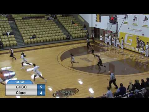 Garden City vs. Cloud County Community College (Women's Basketball)