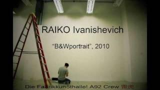 Яaiko, b&w portrait, 2010