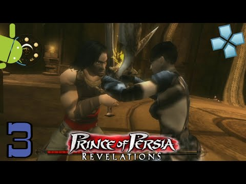 Prince Of Persia Revelations Part 3 Sacrificial Atlar PPSSPP Play On Android