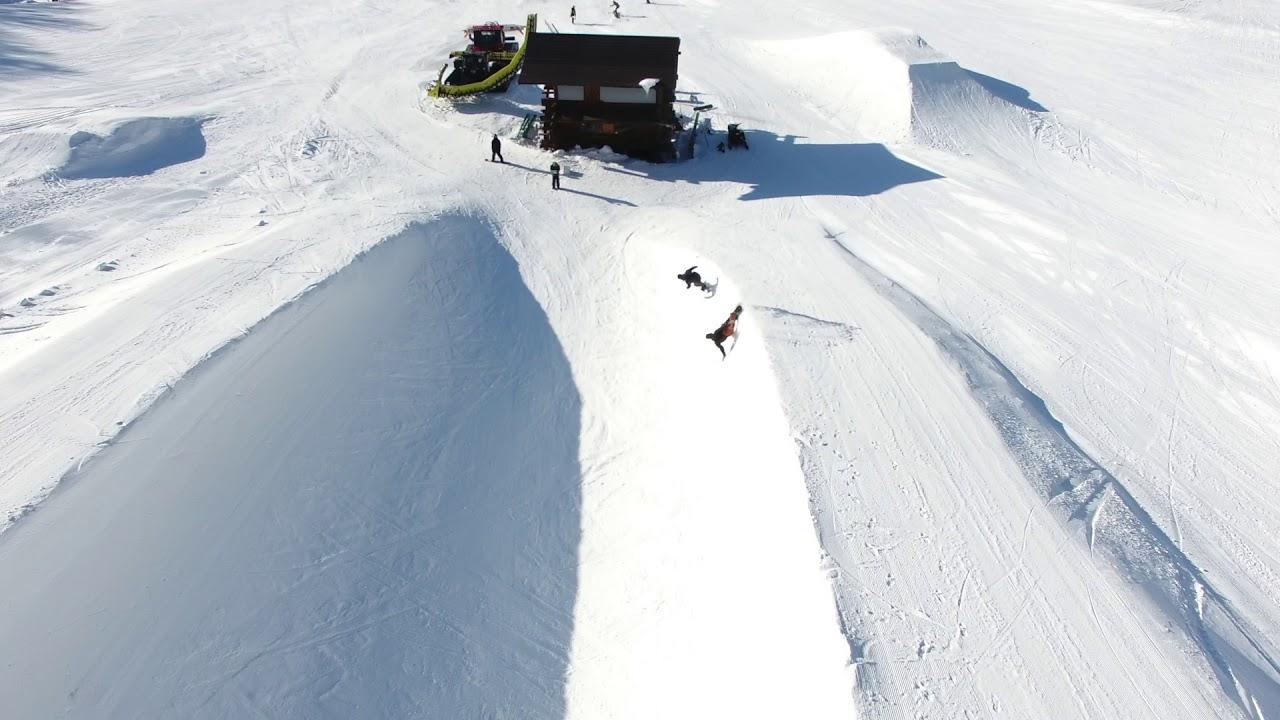 スキー 戸倉