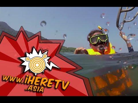 Go! Thailand ep.55 แหวกทะเล ขึ้นเกาะไผ่ ในกระบี่