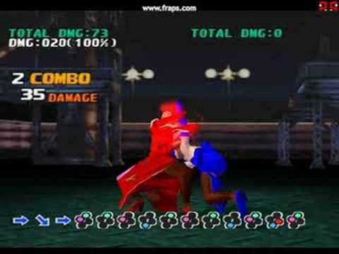 TEKKEN 3 Anna - secret moves, rare custom combos | Tekken