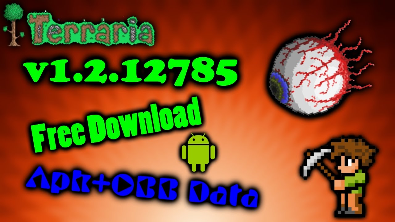 terraria full apk and obb free download