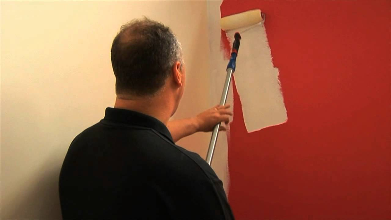 How to paint over dark colours crown paint youtube for Paint a dark picture