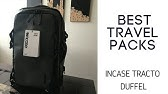 6a46954c5d Best Travel Bags  Incase Tracto Split Duffel Follow Up - YouTube