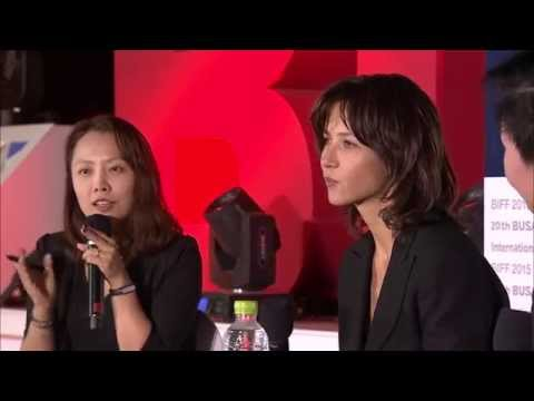 [2015 BIFF] 나의 청춘 소피 마르소 / Sophie Marceau of My Youth