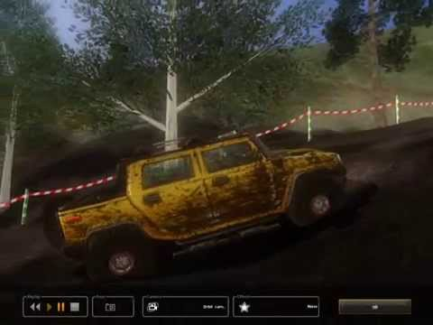 4x4 hummer gameplay - YouTube